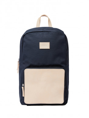 Kim grand backpack blue natural