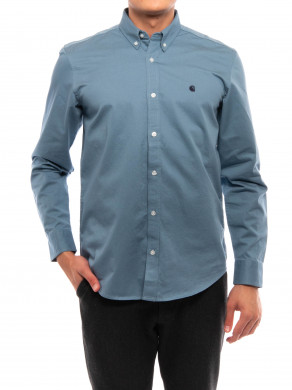 Madison shirt cold blue