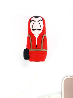 Gang powerbank red