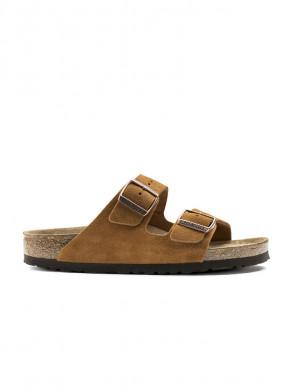 Arizona sandals suede mink