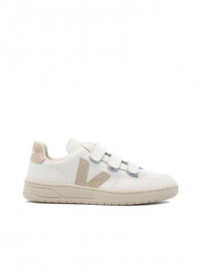 V-lock sneaker extra white sable