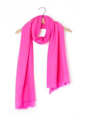 Fati scarf 500 pinky