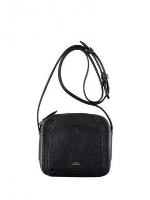 Sac mini louisette bag lzz noir