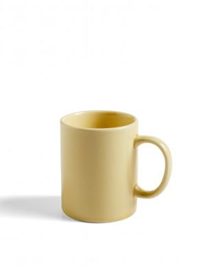 Rainbow mug light yellow