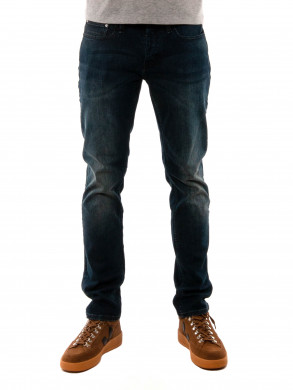 Razor denim pants kb washed darkblue