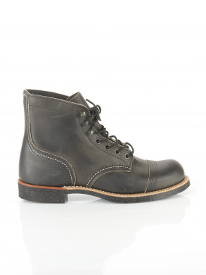 Iron ranger boots charcoal