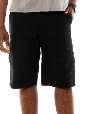 Regular cargo short 8902 black