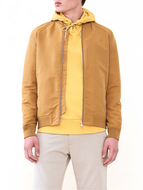Rex bomber jacket golden sand