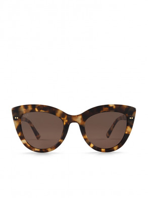 Sofia sunglasses amber tort brown