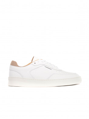 Spate plain phase sneaker all white