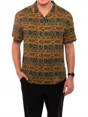 Barok shirt olive