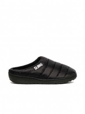 Subu winter sandals black ink