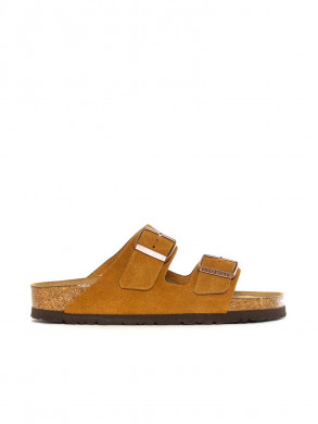 Arizona sandals suede mink