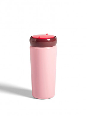 Travel cup 0,35 pink