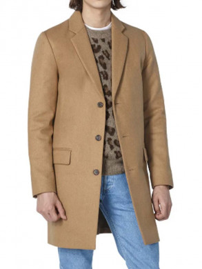 Vinsconti coat beige chine