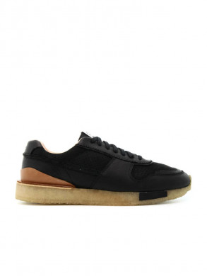 Tor run sneaker black combi