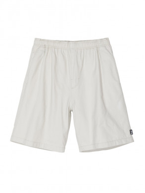 Brushed beach shorts bone