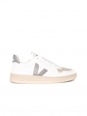Vegan V10 sneaker wht oxford grey