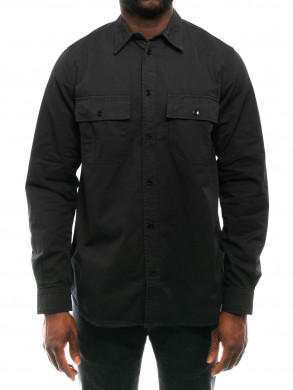 Villards shirt dark navy