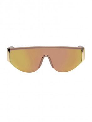 Viper sunglasses blush gold
