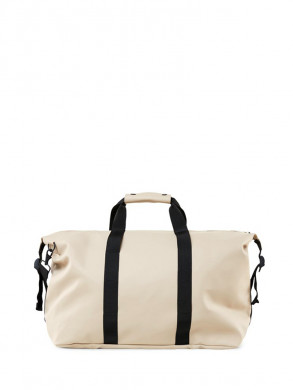 Weekend bag beige
