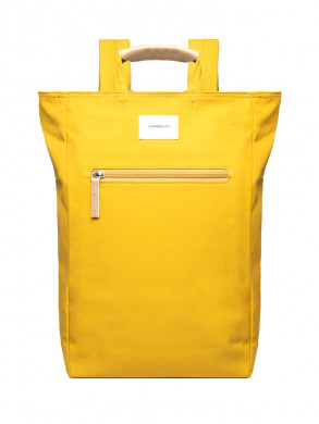Tony backpack yellow natural