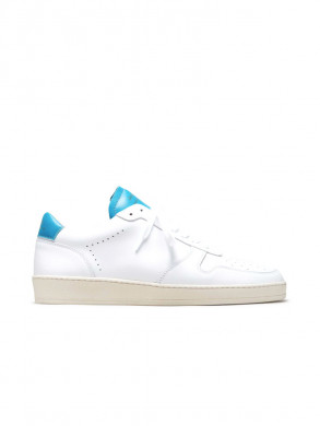 ZSP23.APLA shoe nappa turquoise