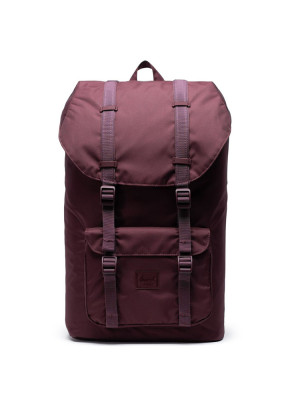 Little America backpack lightweight plum