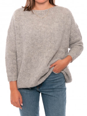 Boo pullover 270b mineral chine