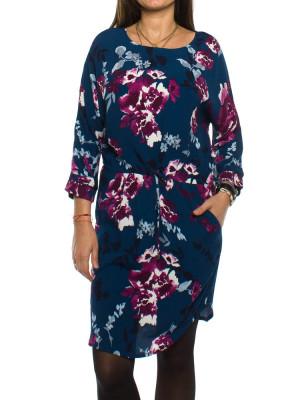 Hellena ancha dress print