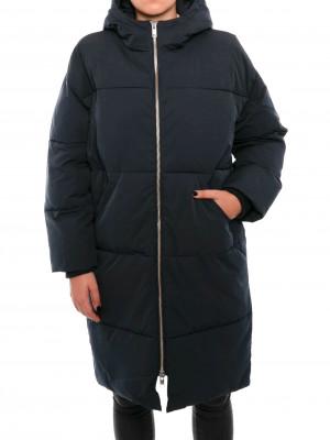 Elphin coat dark navy