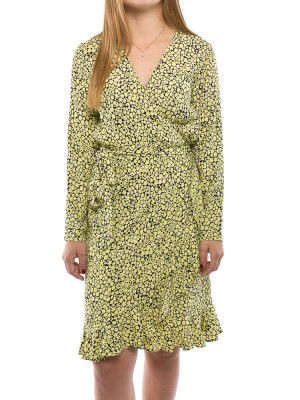 Limon ls dress yellow buttercup 1 - invisable