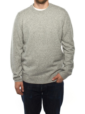 Herbert pullover grey mel