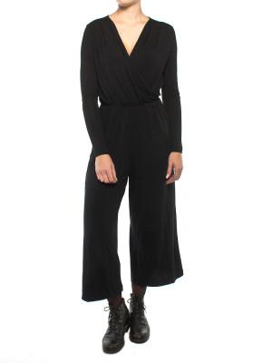 Haiti jumpsuit gogreen black