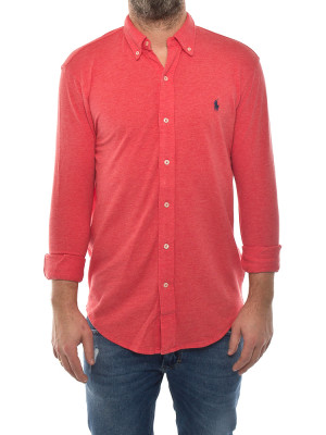 Polo classic ls red