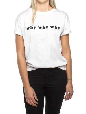 Why t-shirt white 1 - invisable