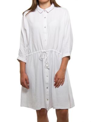 Kuna dress blanc
