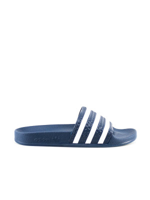 Adilette sandals adiblue/wht