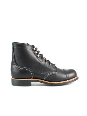 Wmns Iron ranger boots black