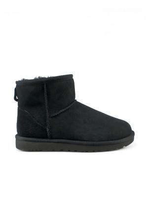 Classic mini boots black