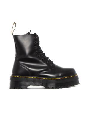 Jadon boots black polish