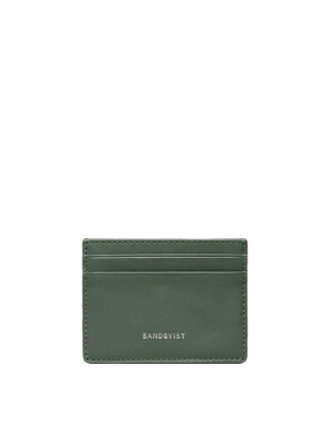 Fred card holder green
