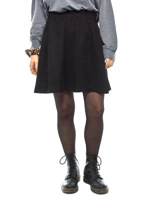 Pepa skirt black