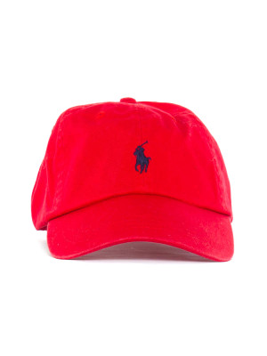 Polo relay hat red
