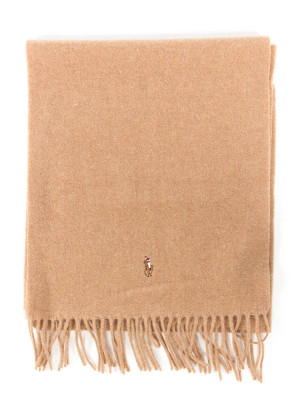 Coldweather scarf beige