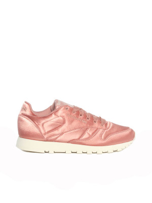 Club leather sneaker chalk pink