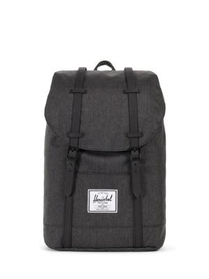 Retreat backpack black cro
