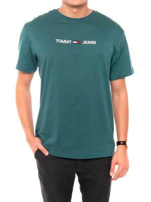 Small logo t-shirt ca4 green