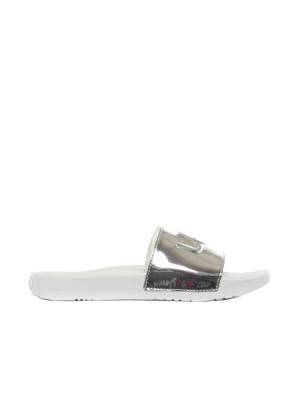 Royale sandals silver 1 - invisable