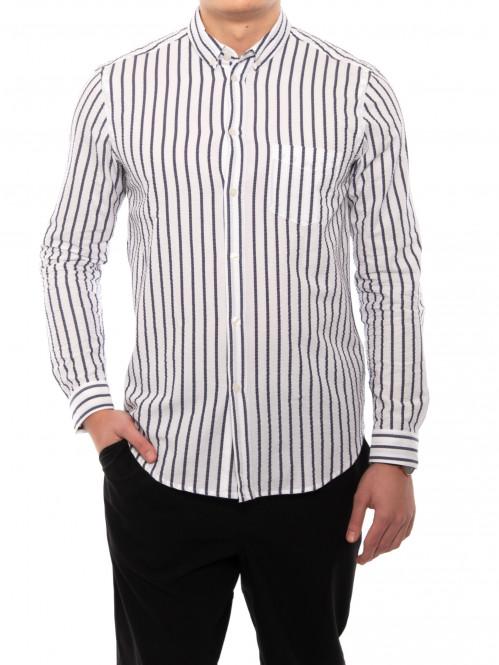 Liam shirt stripes blue dept